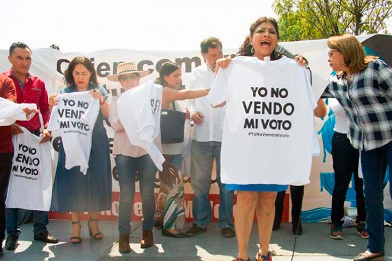 Arranca Morena campaña para evitar compra de votos en Iztapalapa