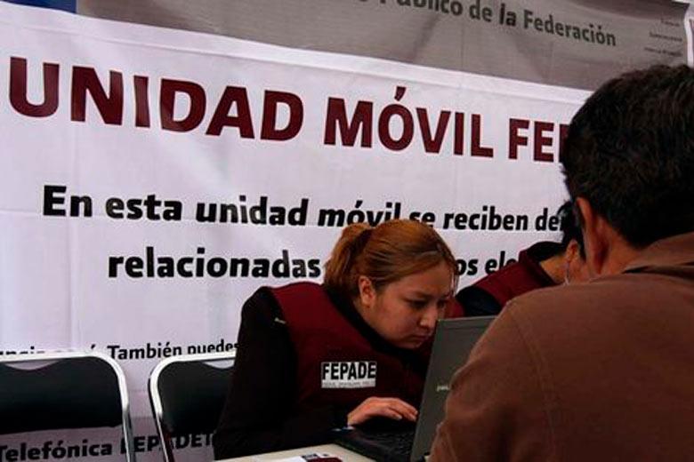 En Edomex no se castigan los delitos electorales: actores