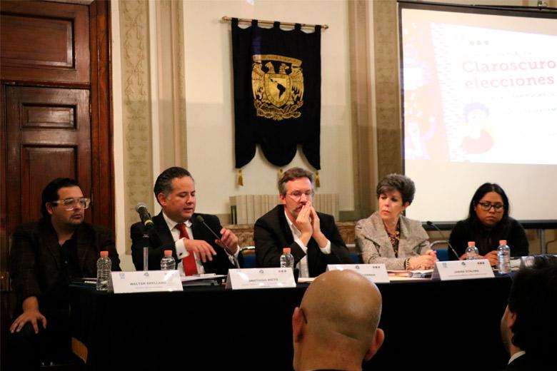 Santiago Nieto: reforma electoral ayudará a eliminar manejo ilícito de recursos