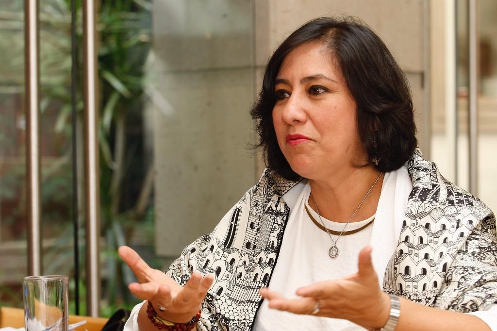 Corrupción, complicidad en todos los niveles: Irma Sandoval