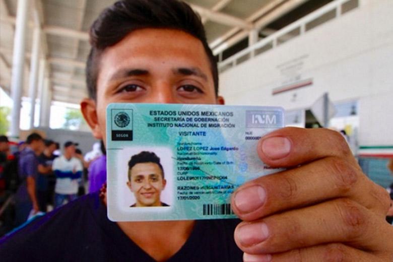 México cierra registro de migrantes centroamericanos; 2600 pidieron asilo