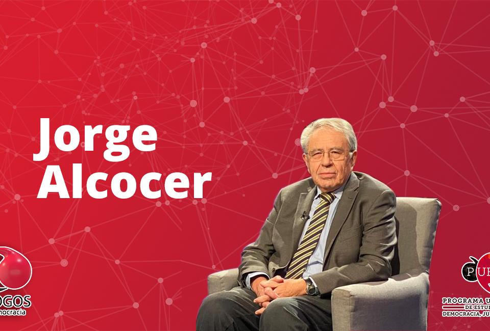 TV UNAM JORGE ALCOCER