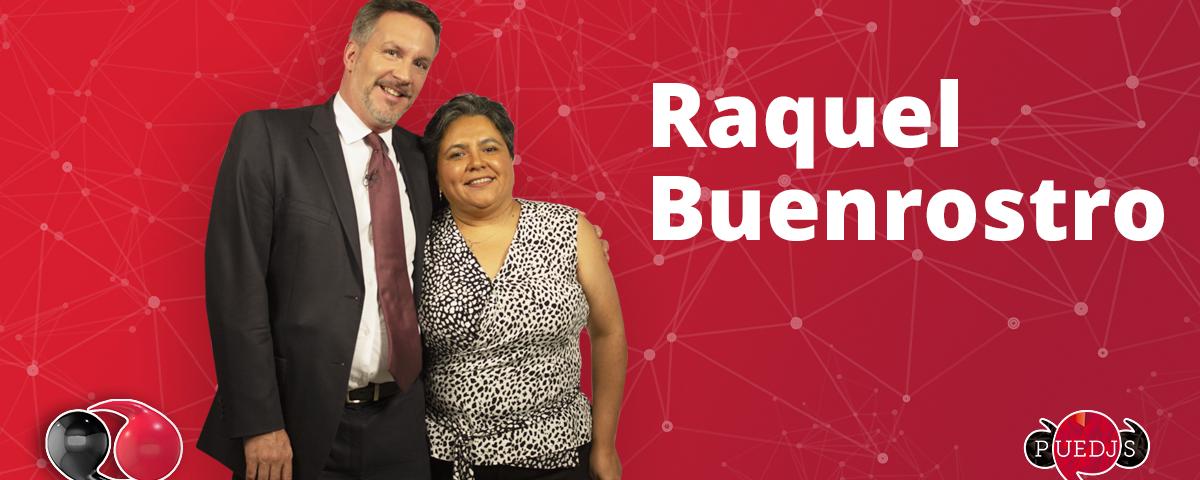 TV UNAM RAQUEL BUENROSTRO