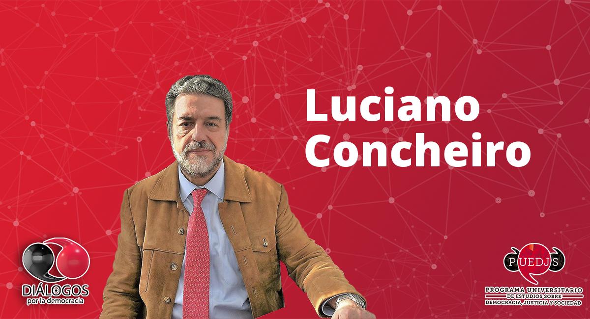 TV UNAM LUCIANO CONCHEIRO