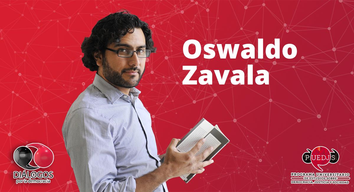TV UNAM OSWALDO ZAVALA
