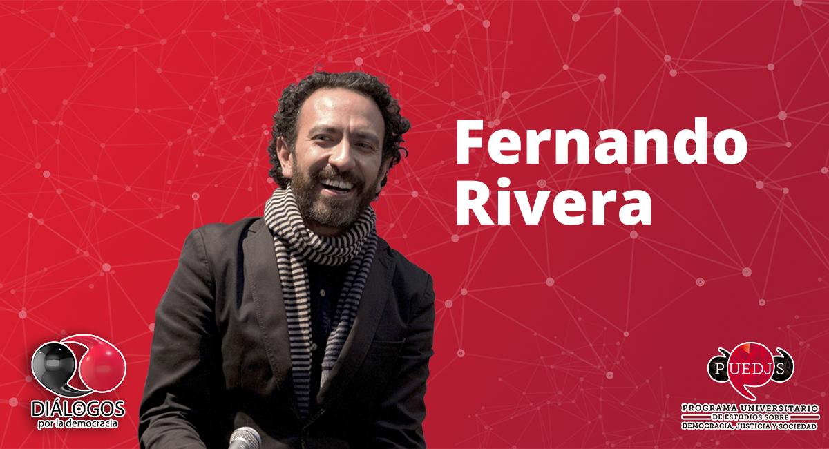 TV UNAM FERNANDO RIVERA