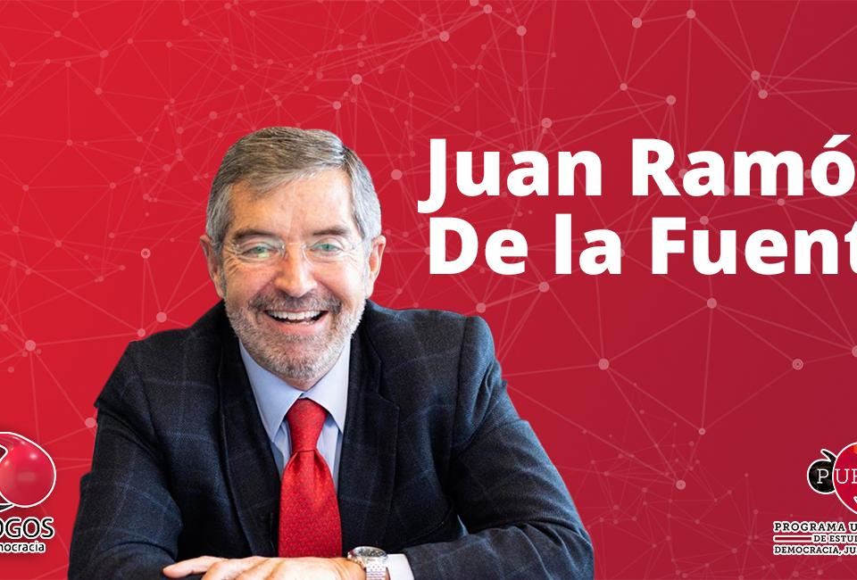 TV UNAM JUAN RAMÓN DE LA FUENTE