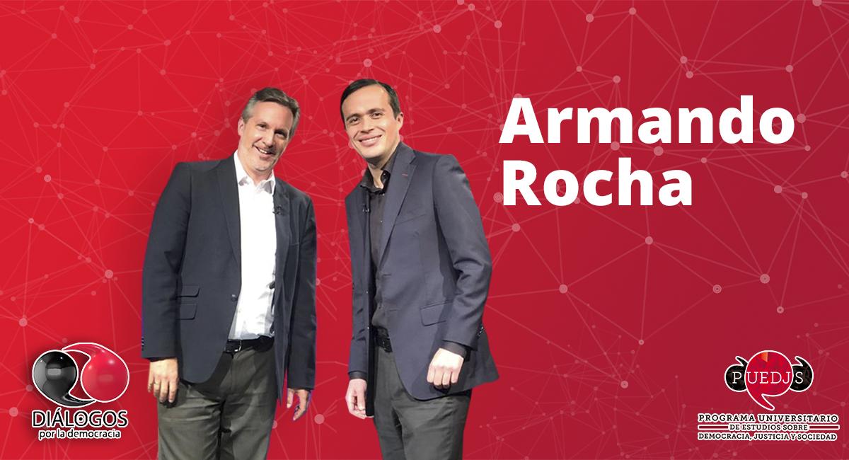 TV UNAM ARMANDO ROCHA