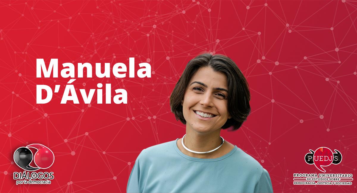 TV UNAM MANUELA DAVILA