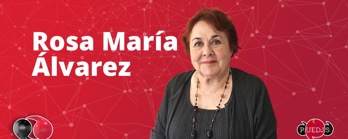 TV UNAM ROSA MARIA ALVAREZ