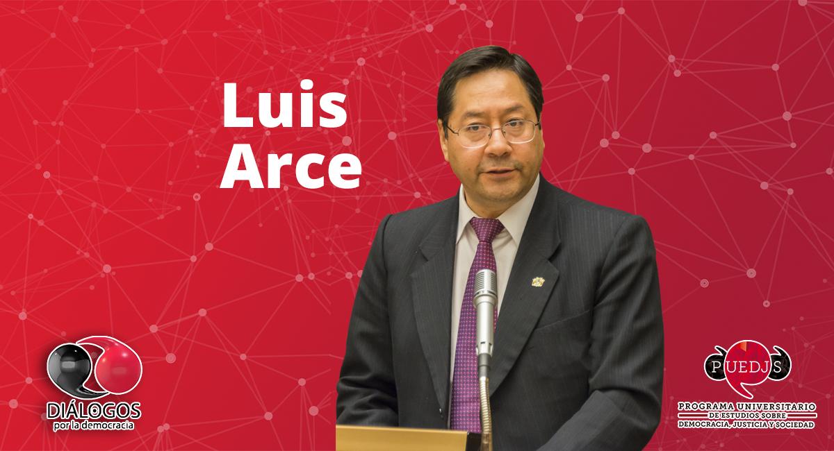 TV UNAM LUIS ARCE