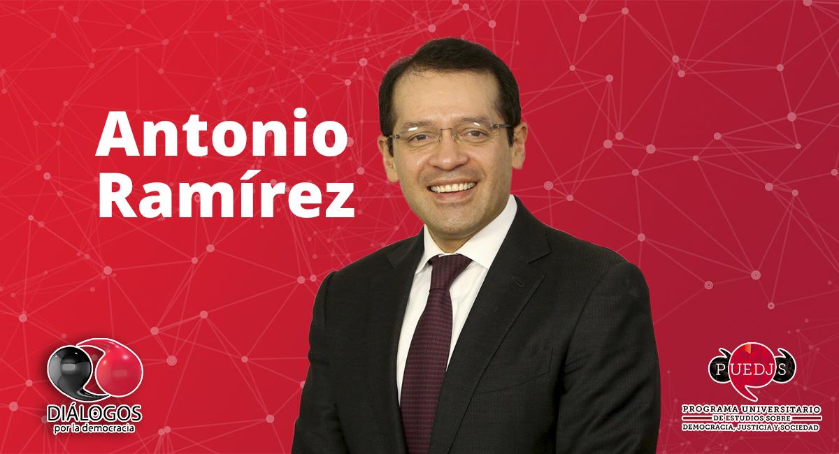 TV UNAM ANTONIO RAMIREZ