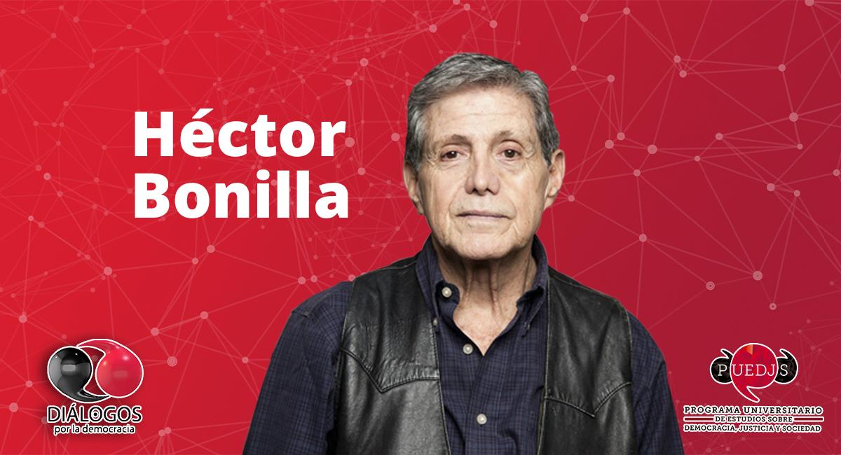 TV UNAM-HECTOR BONILLA
